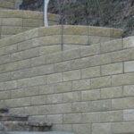 Muro Rampa discesa