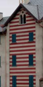 revit creare pluviali e dipingere muro a strice con la modellazione