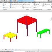 tavoli generabili dalla semplice famiglia tavolo creata con tutti i parametri dimensionali