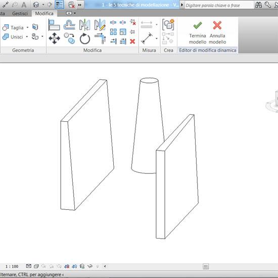√ Video Corso Revit Modellazione - modellazione 3D con Revit