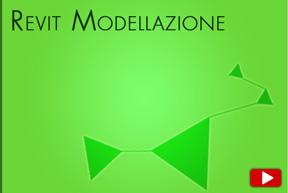 revit modellazione corso online