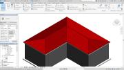 Coppi 3D con Revit su padiglione